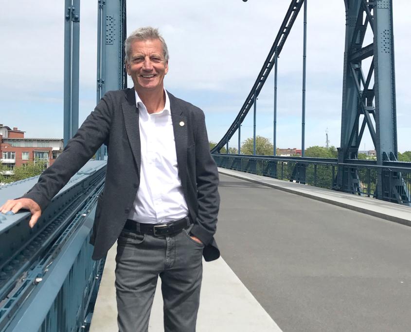 Immobilienmakler Volker Windhorst Wilhelmshaven - K.W.-Brücke