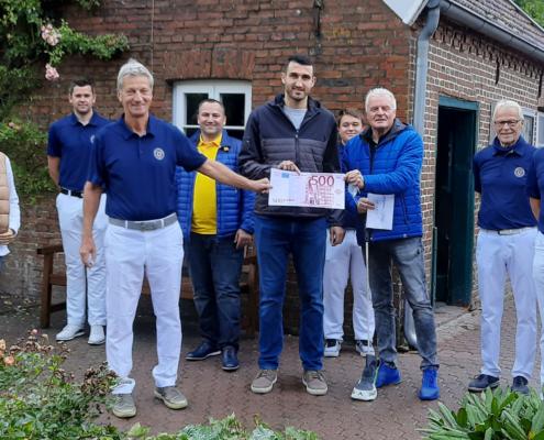 Immobilienmakler Volker Windhorst Wilhelmshaven - Spenden für einen guten Zweck